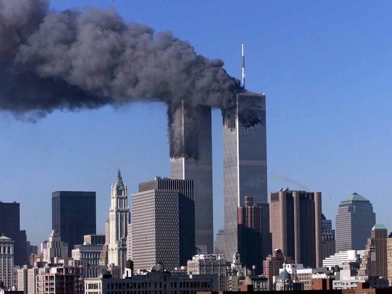 Increíble video del 911 revela lo que nunca viste