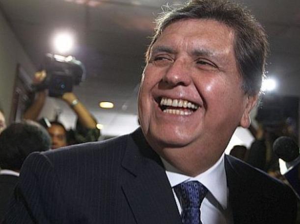 Ministerio Público recibió desde Brasil nueva información sobre el caso. Alan García