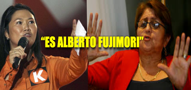 """Perú: """"Es cruel, fría y psicopática como el padre"""", psicoterapeuta Gonzales hunde a Keiko Fujimori (VIDEO)"""