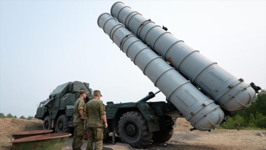 Rusia confirma la entrega exitosa de los S-300 a Siria