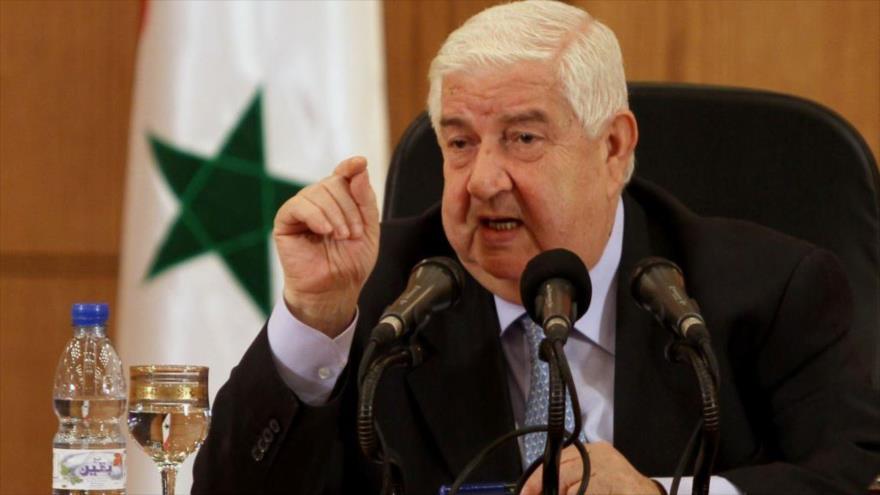 Siria acusa a EEUU de infundir terrorismo en su país para beneficiar a Israel