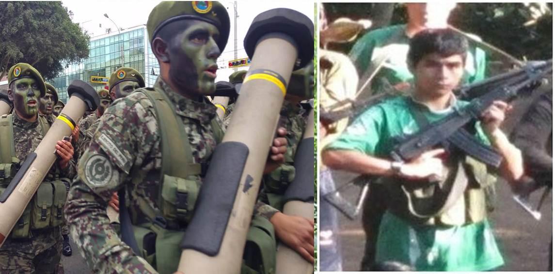 Perú. Abatido líder senderista apodado camarada 'Basilio' en VRAEM