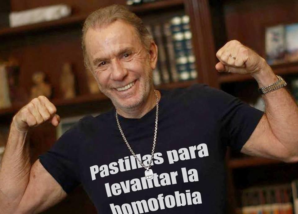 Ricardo Belmont ratifica su dura postura contra los Venezolanos