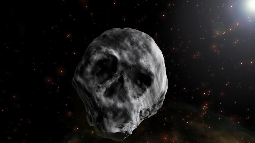El asteroide con forma de calavera volverá a pasar cerca de la tierra