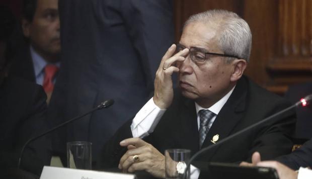 Refuerzan seguridad en la mansión del fiscal Pedro Chávarry tras repudio colectivo