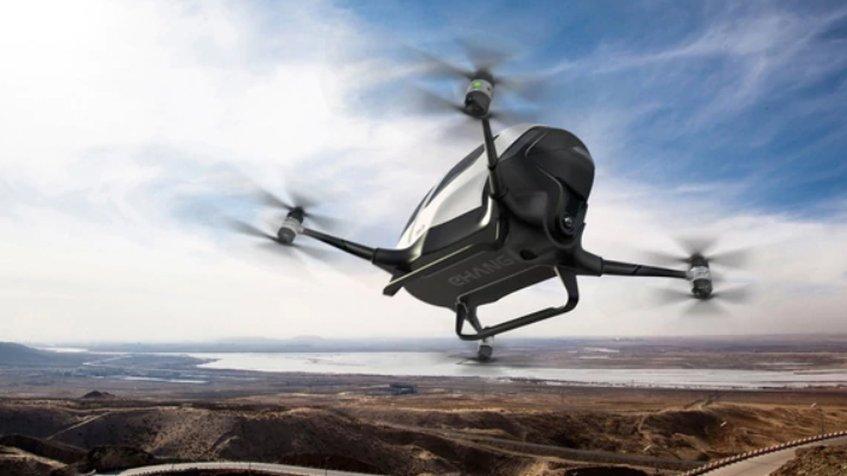 Es creada interfaz para maniobrar drones utilizando el cuerpo