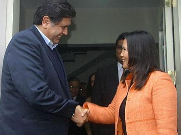 Perú. Encuesta revela que Alan García y Keiko Fujimori generan repudio y desaprobación