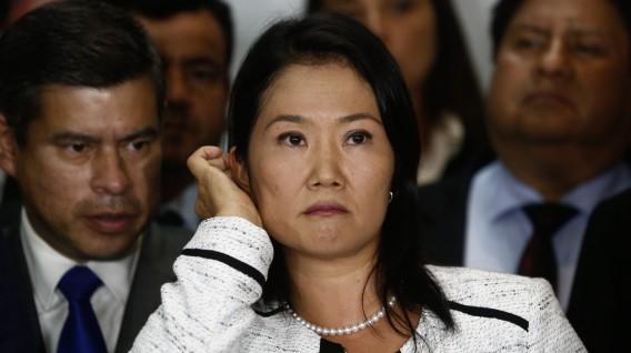 Perú: Fiscalía pide prisión preventiva para Keiko Fujimori por el caso cócteles