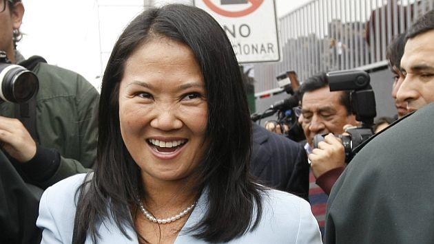 ¡Qué ironía! Keiko Fujimori pide autoridades que se preocupen por el Perú