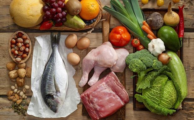 Esta dieta te ayudara a mejorar tu vida.