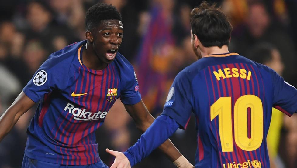 Barcelona debuta en la Champions y brinda una espectacular goleada al PSV