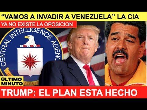Todo lo que debes saber a cerca de la presunta invasión militar a Venezuela