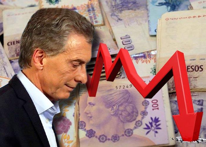 PIB argentino habrá caído un 2,5% y la inflación superará el 40% para diciembre