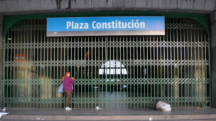 Argentina: La ciudad porteña vacía también reflejó el repudio popular por Mauricio Macri
