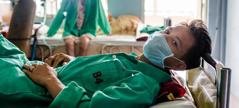 Perú es el primer país del continente en casos de Tuberculosis