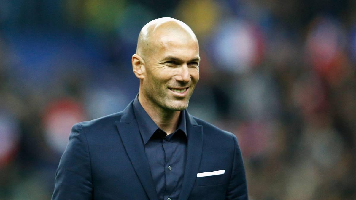 Florentino asegura que Zidane representa los valores y el espíritu del club