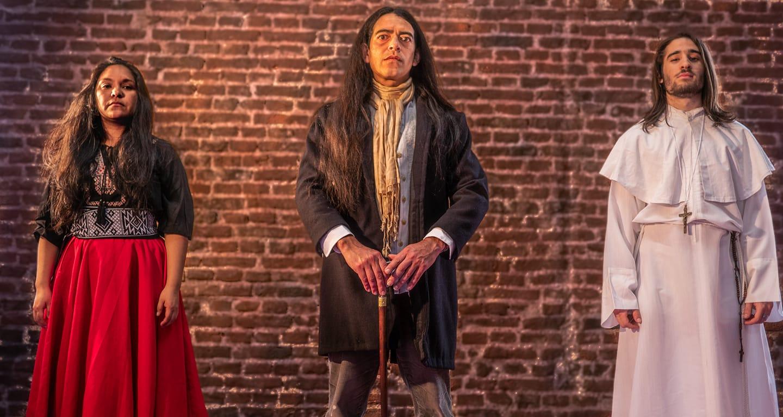 """""""Tupac Amaru"""". La obra de teatro que se estrena en Buenos Aires de la mano de Hatun Ayllu"""