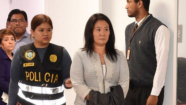 Keiko Fujimori: Se detecta un pago de publicidad de S/2.5 millones con dinero negro