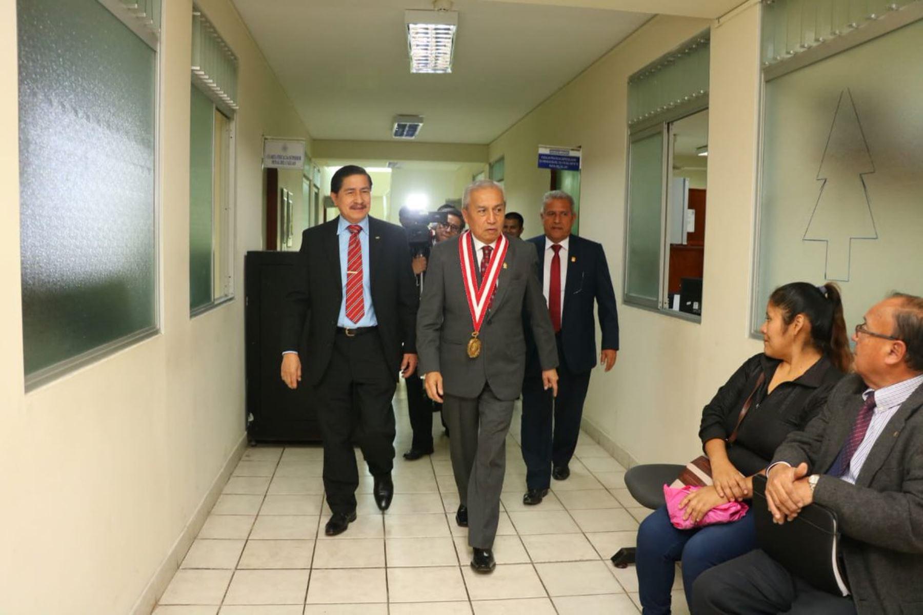 Solicitan a comisión permanente votar por la investigación contra Chávarry