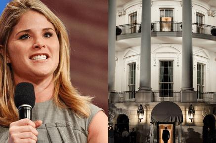 Hija de Bush afirma que la casa blanca está embrujada