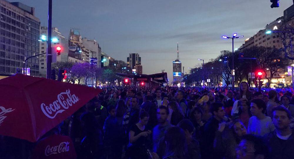 Así inauguró Buenos Aires los Juegos de la Juventud