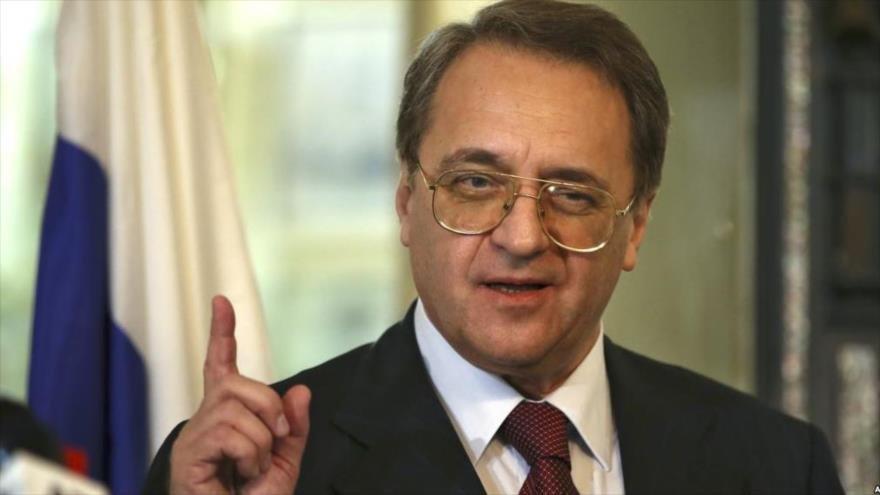 Rusia le recuerda a Israel que la presencia de Irán en Siria no es problema suyo