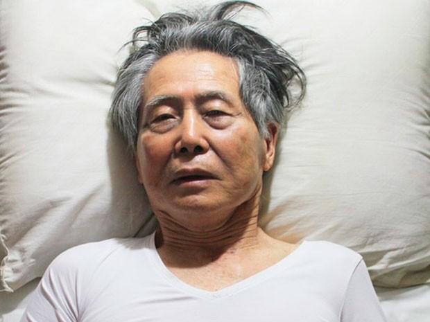 Perú: PJ rechaza el pedido de Alberto Fujimori para que se suspenda su regreso a prisión