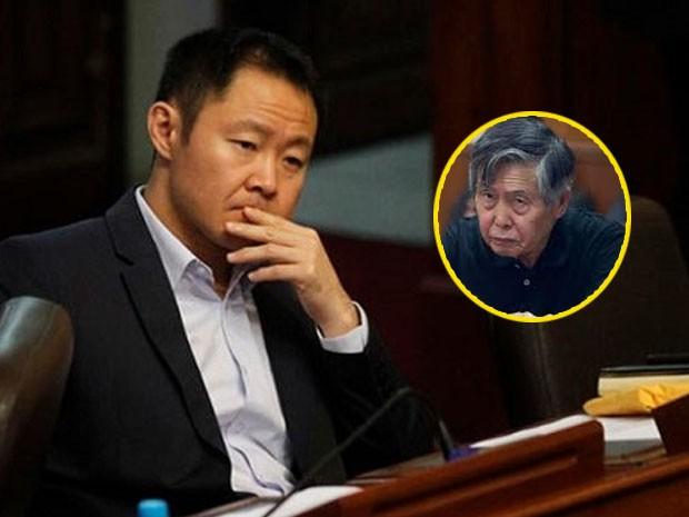 Con este proyecto  de ley Kenji Fujimori buscaría beneficiar a su moribundo padre.