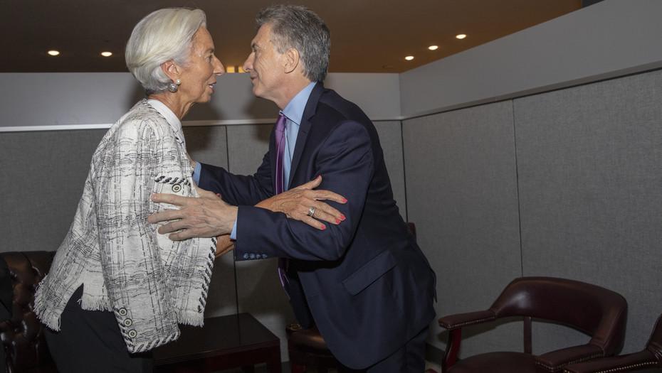 Argentina. Gobierno hace pacto con el FMI para dar una reforma provisional para el 2019