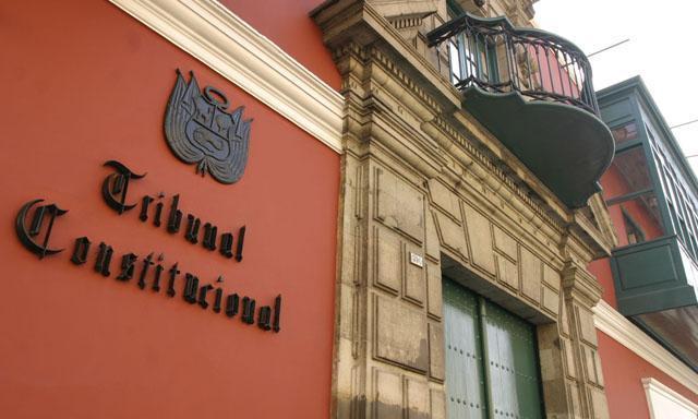Perú: TC confirma que alcaldes y gobernadores no pueden reelegirse