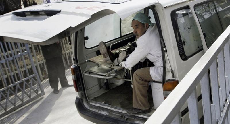Mortal atentado terrorista en sede electoral afgana deja  13 muertos y 40 heridos