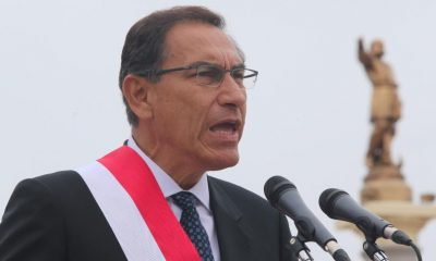 """Presidente Vizcarra """"fracasa"""""""