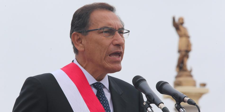 Perú condena abiertamente el bloqueo de Venezuela a la ayuda humanitaria