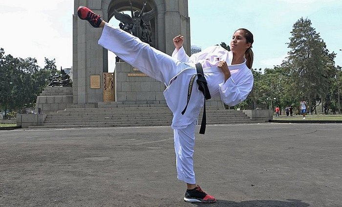 Karateca Peruana asciende al puesto 3 del ranking mundial de kumite