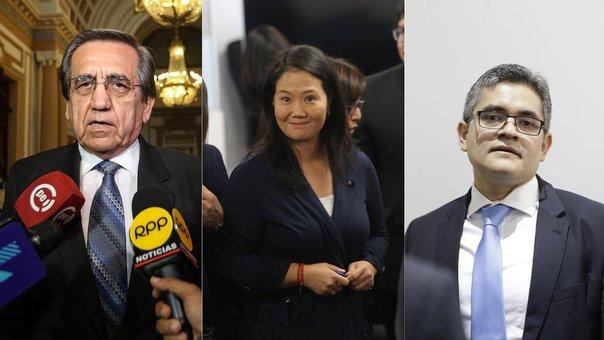 Apra presenta proyecto de Ley express que favorecería descaradamente a Keiko Fujimori en su actual Juicio