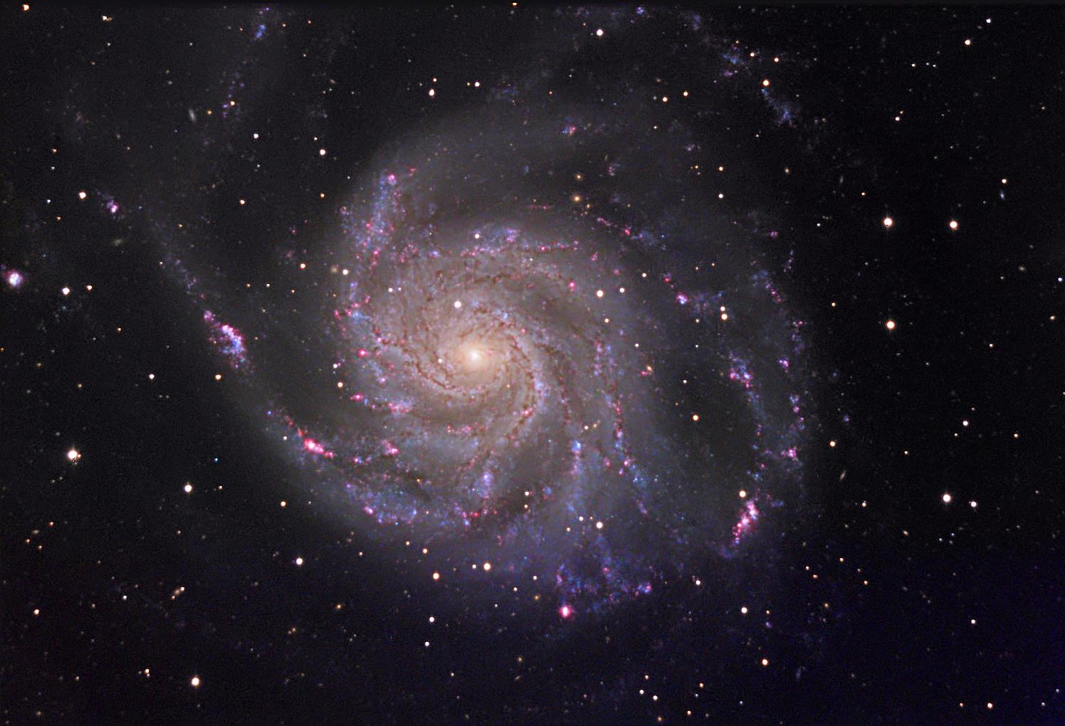 Ráfagas de luz al otro lado del universo podrían revelar vida más allá de nuestros límites