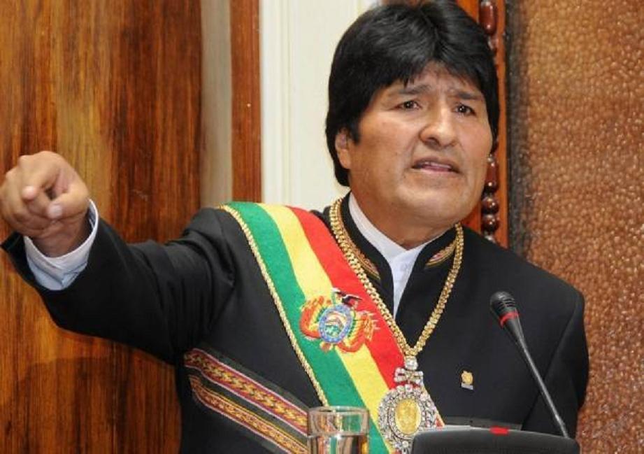 Evo Morales: Trump sólo quiere zaquear Venezuela