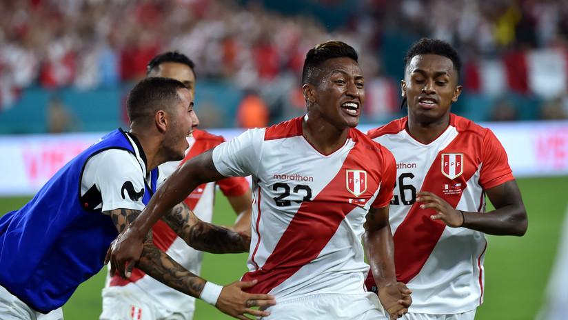 VIDEO. Hinchas Chilenos y Peruanos protagonizan riña durante partido de EEUU