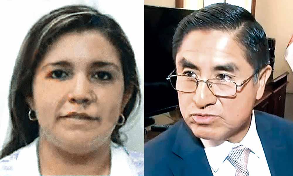 Perú: Conoce la funcionaria que ayudó a Hinostroza a escapar del país