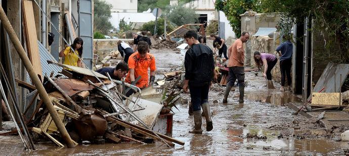 VIDEO. España. Mallorca es declarada zona de emergencia