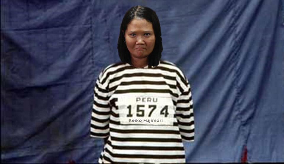Perú: Keiko envía una carta a sus partidarios desde la cárcel