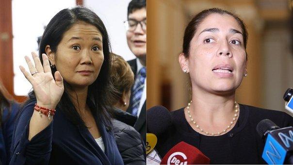 Perú. Keiko Fujimori dio a conocer los cambios que tendrá FP