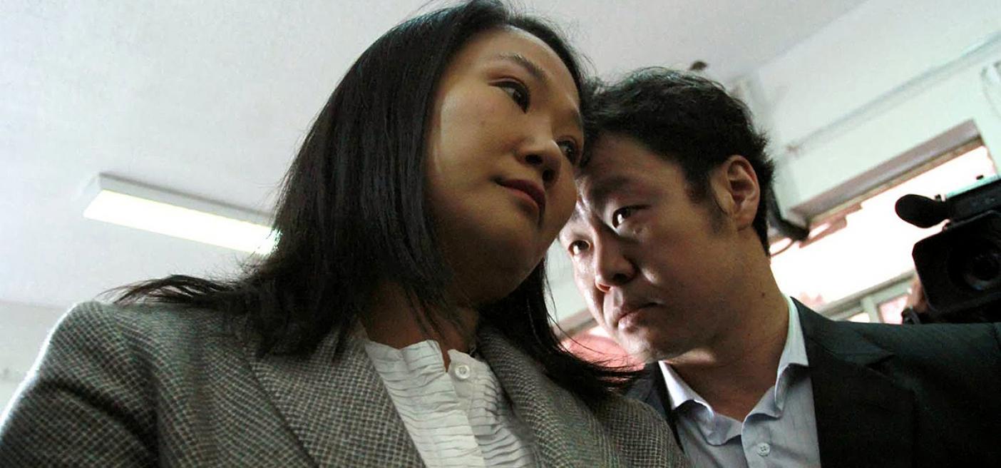 Perú: Kenji Fujimori y su madre visitan a Keiko en la cárcel