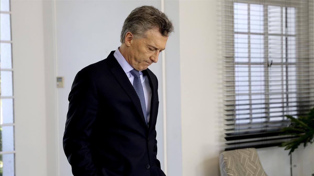 Argentina: Lo que Macri esconde a sus espaldas sobre el ARA San Juan