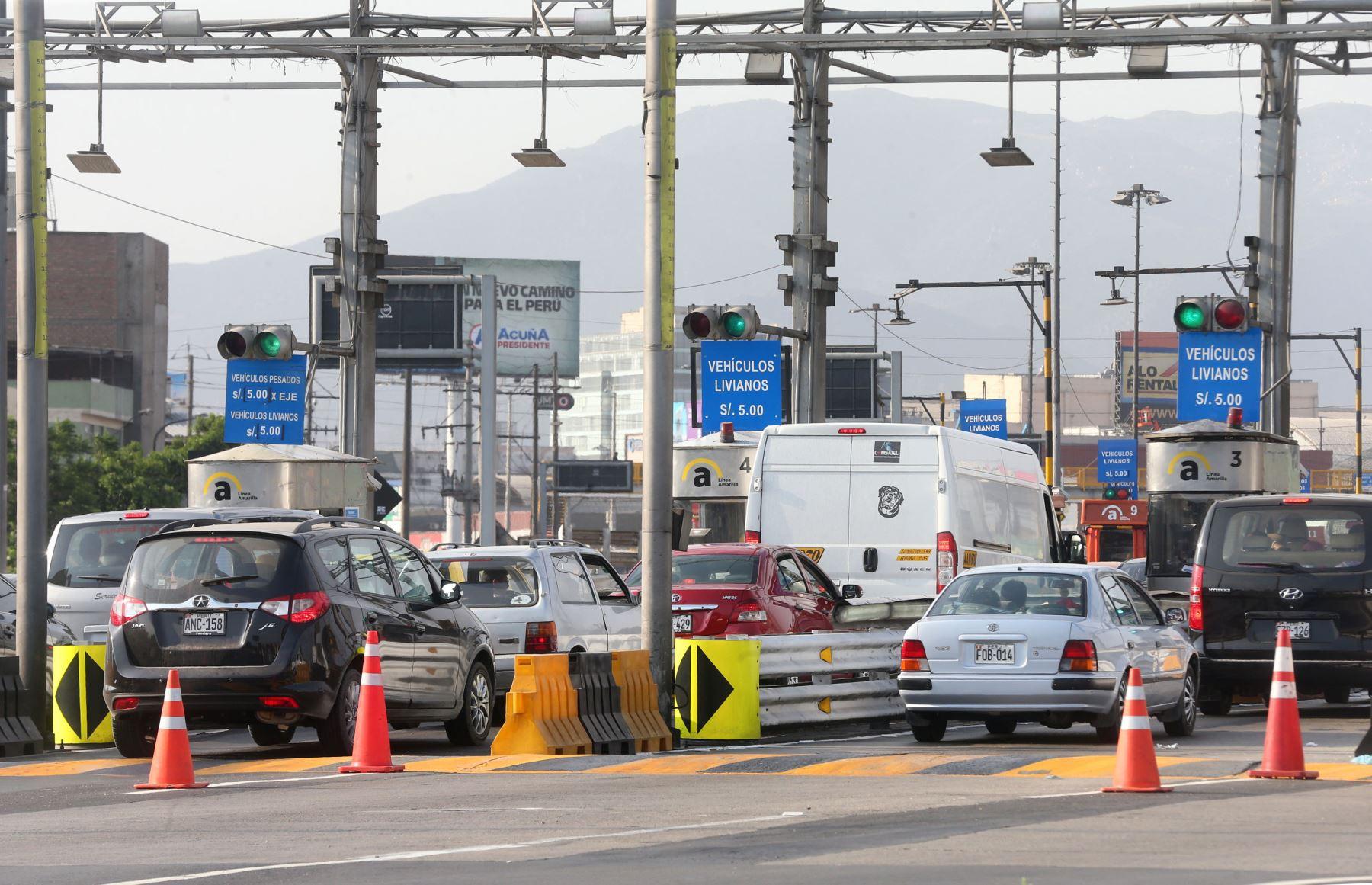 Perú: Municipalidad de Lima anuncia que el aumento del peaje aun está en arbitraje