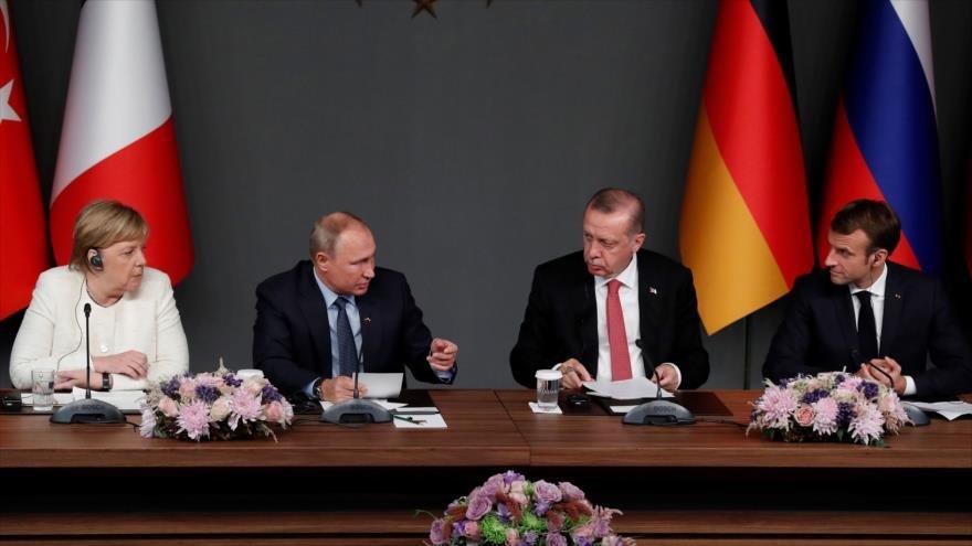 Putin hace voto de confianza que junto con Siria eliminarán el terrorismo en Idlib