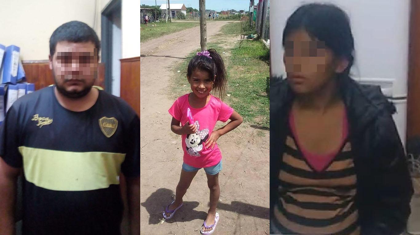 Argentina. Tía de Sheila tenía en su cuerpo heridas que concuerdan con el intento de defensa de la nena asesinada