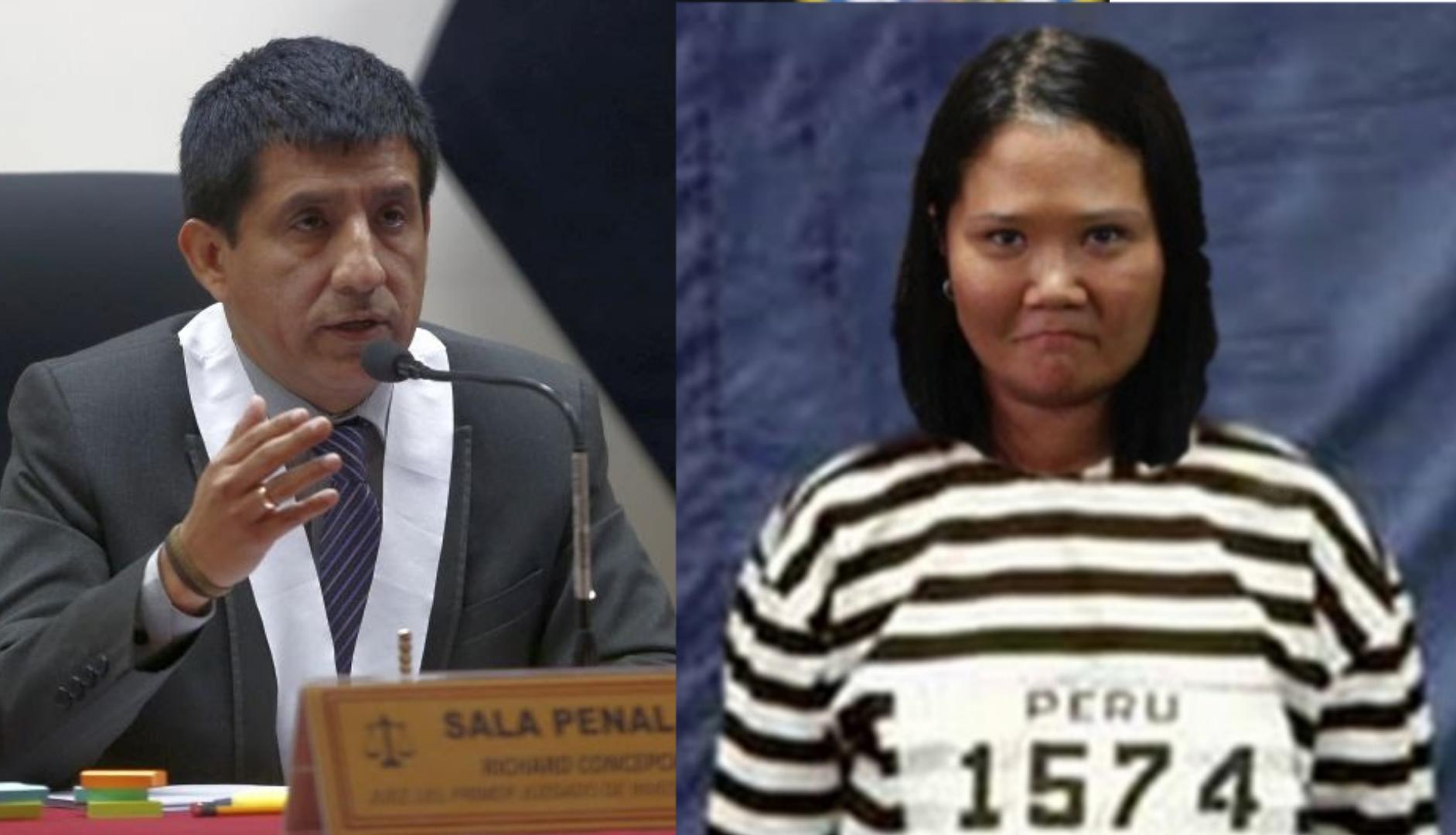 Perú: Keiko Fujimori detenida por dictamen de Juez Carhuancho