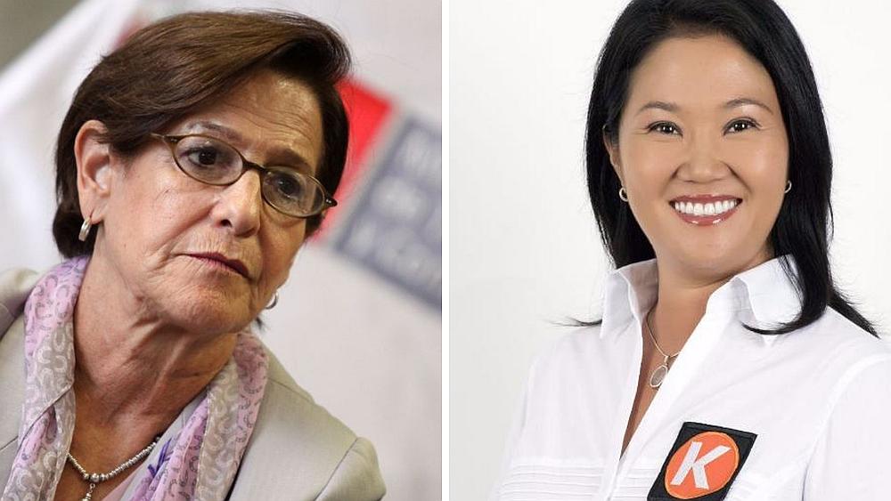 Perú. Susana Villarán da su opinión sobre el caso de Keiko Fujimori