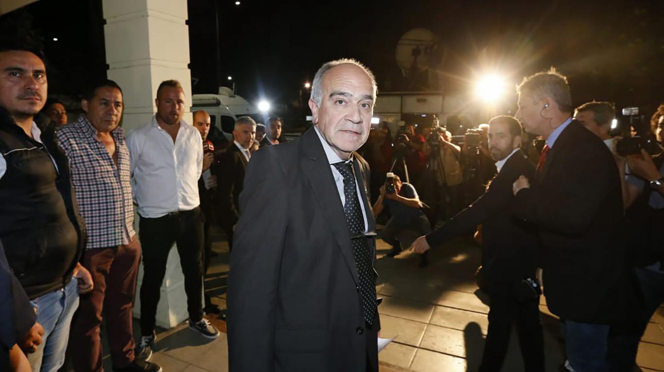 Argentina. Fiscal Scalera se empeñara en la captura de Pablo Moyano y pide que sea investigado